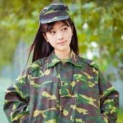 áo quân sự con gái